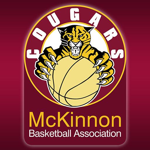 McKinnon BasketballAssociation LOGO-APP點子