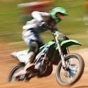 Dirt Bike Motocross Wallpaper icon
