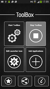 Quick App launcher, tool box- screenshot thumbnail