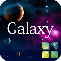 Galaxy Next Launcher 3D Theme icon