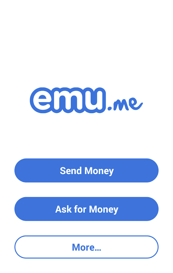 emu.me payment everywhere - screenshot