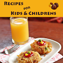 100 Recipes For Kids logo