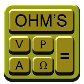 Ohms Law  ★ Ad Free Calculator