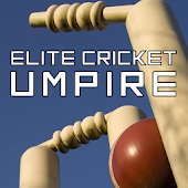Elite Cricket Umpire
