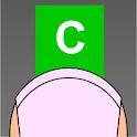 ClariTap Keyboard logo