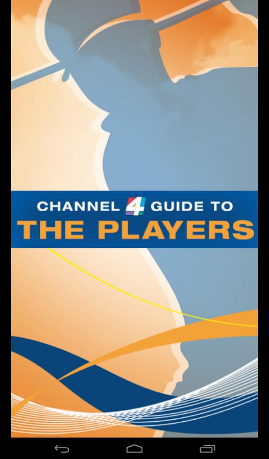 The Players Championship Guide - screenshot