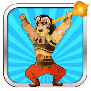 Bheema The Fighter Icon