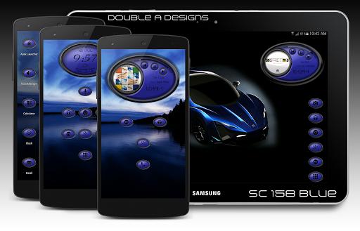 SC 158 Blue