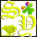GOWidget Yellow ICS Light Free logo