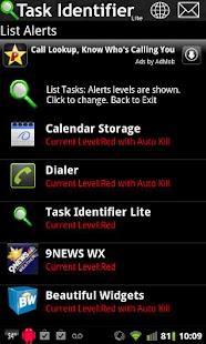 Task Identifier Lite - screenshot thumbnail