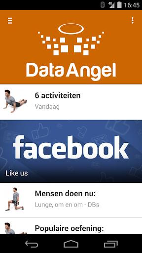Data Angel Lifestyle Health
