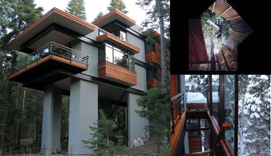 La casa en el rbol urbanarbolismo - Como construir una casa en un arbol ...