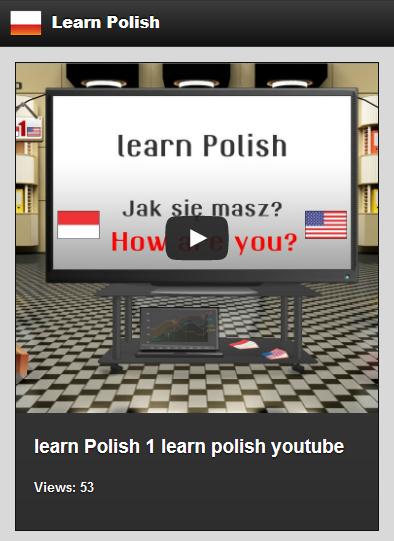 Learn Polish free - Babbel.com