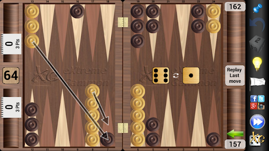 XG Mobile Backgammon- screenshot thumbnail