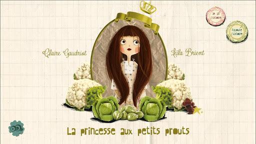 La princesse aux petits prouts