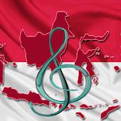 Partitur Lagu Wajib Nasional
