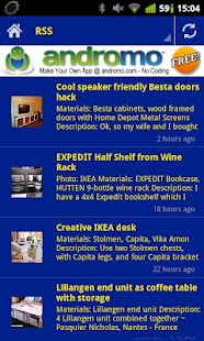 IKEA Hacks - screenshot thumbnail