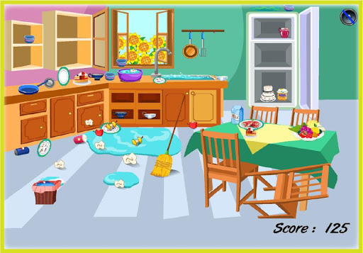 Home Cleanup Game 1.3.0 screenshots 14