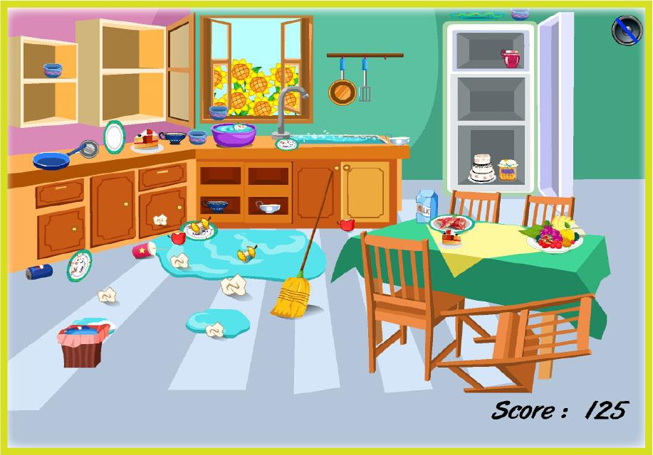 Home cleanup game android apps on google play for M kitchen world chop wash