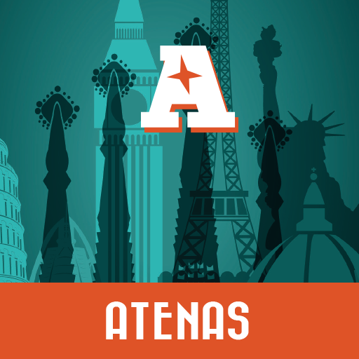 Atenas guía mapa offline 旅遊 LOGO-玩APPs