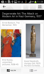 Neue Galerie- Degenerate Art- screenshot thumbnail