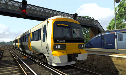 Subway Train Simulator Game