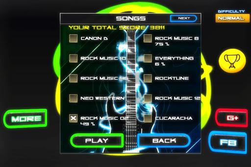 Rock vs Guitar Legends 2017 HD 1.36 screenshots 5