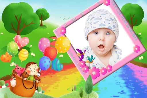 Kids Photo Frames Pro