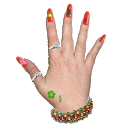 Nail Decoration for Kids icon