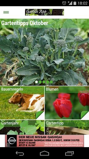 Garten Tipps - Garteln App