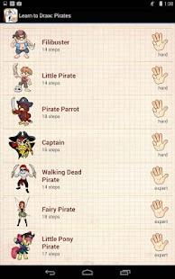 学画画海盗