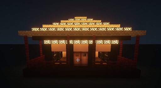 Cool House Minecraft Building
