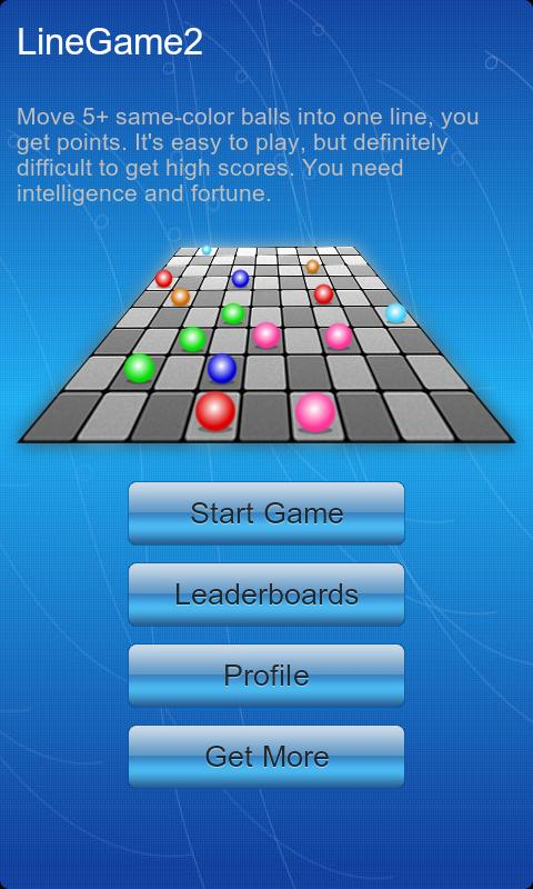Lines Strategy Game - free - screenshot