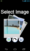Screenshot of rotate pictures