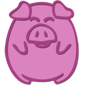 Cute Piggy Live Wallpaper