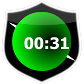 Bubble Digital Clock