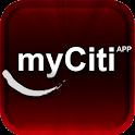myCitiApp logo