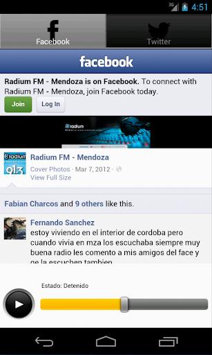 Radium FM Mendoza