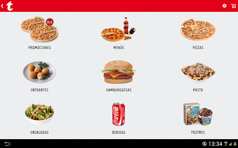 Telepizza screenshot 10