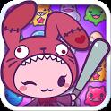 アクマッチ【無料】短時間で遊べる対戦パズルゲーム icon