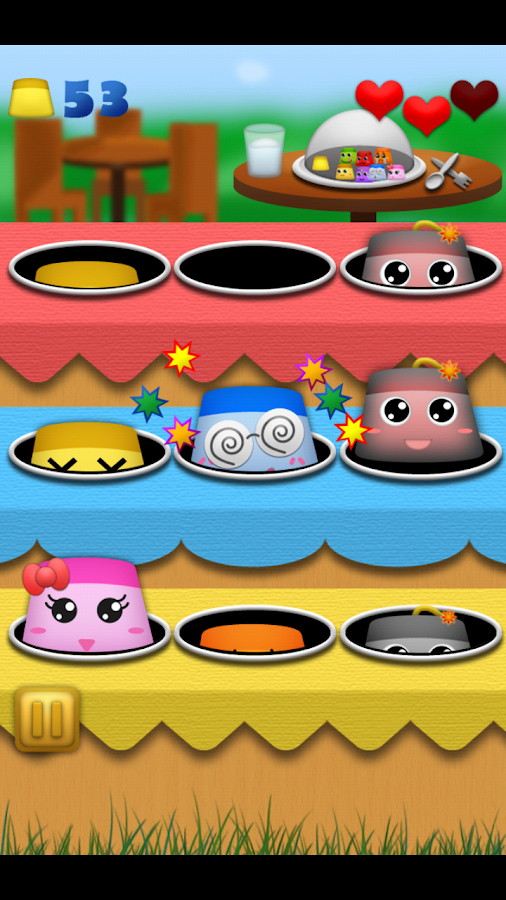 Pudding Bang- screenshot