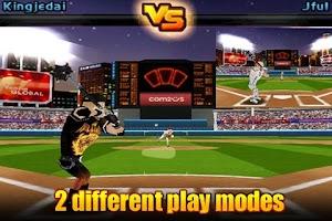 Screenshot of Homerun Battle 3D FREE
