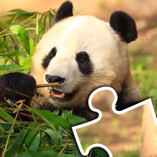 動物拼圖 解謎 LOGO-玩APPs