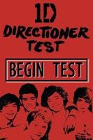 Screenshot of One Directioner Test