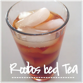 Rooibos Iced Tea Recipe