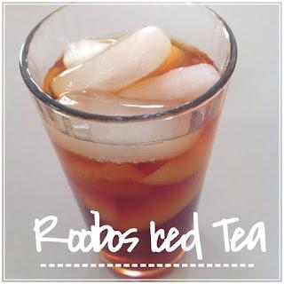 Rooibos Iced Tea Recipes.