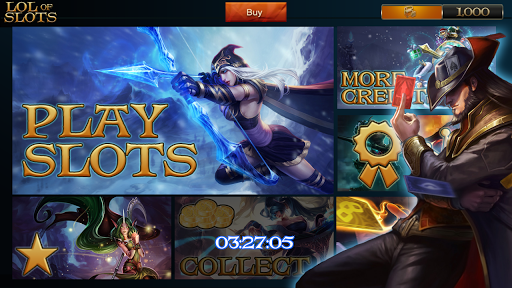LOL of Slots League of Legends