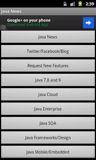 Java News