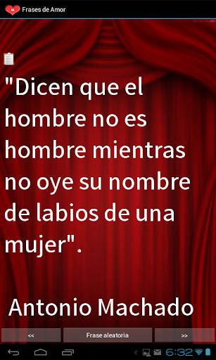 Frases De Amor Apps On Google Play
