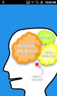 My Brain Map Free for Facebook - screenshot thumbnail